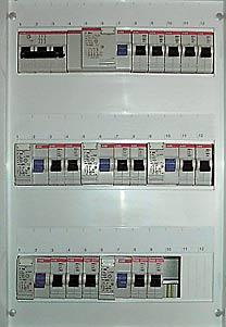 Рис. 5. Домашняя электропроводка